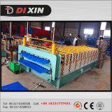 機械を作る二重層の屋根瓦