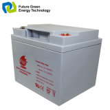bateria de armazenamento longa da vida de serviço 12V40ah VRLA para o sistema do picovolt