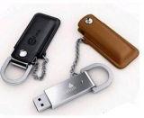 Memoria de cuero 1GB/2GB/4GB/8GB/16GB del USB