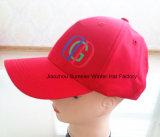 Recevoir les casquettes de baseball de sport brodées par qualité d'OEM