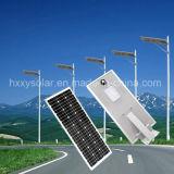 Luz de rua solar Integrated verde 15W do diodo emissor de luz de Enery