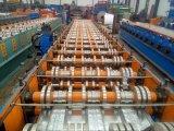 Крен палубы пола 1000 формируя машину для клиента Myanmar