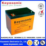 12V 80ah Batterie 12V dichtete Batterieleistung-Satz der Leitungskabel-Säure-Batterie-12V