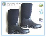 Ботинки дождя различного неопрена повелительниц резиновый