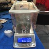Escala analítica de la precisión magnética de la serie Despegue-uno con la densidad 0.001g