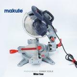 Atajo 1600W de las herramientas eléctricas de Makute el mini 255m m consideró