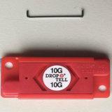 Het verschepende Etiket van het Teken/de Verschepende Breekbare Prijs van de Indicator van de Sticker/van de Schok
