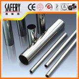 De naadloze Ss 202 Pijp van het Roestvrij staal met het Oppoetsen Oppervlakte