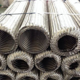Mangueira trançada do metal flexível de aço inoxidável