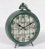 [هيغقوليتي] صناعيّة أثر قديم أسلوب معدن ساعة