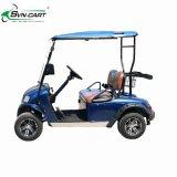 熱い販売2のシートのゴルフカート