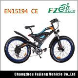 nécessaire électrique de la bicyclette 500W, gros vélos de montagne électriques