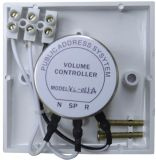 Melhor controlador de volume impermeável da qualidade 5W