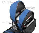 Nylon imperméable à l'eau extérieur augmentant le sac à dos de course de bagage en vrac de sac de sport