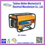Bt2500A 2kw 5.5HPの銅線力の反動ガソリン発電機