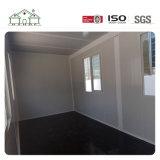 Casa casera prefabricada de acero ligera del envase para la venta