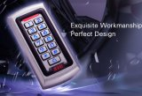 방수 IP68 금속 상자 RFID ID 키패드 단 하나 문 독립 접근 제한 & Wiegand 26 비트 입력/출력