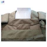 Protector completo Kevlar/chaleco táctico balístico de la armadura de la chaqueta a prueba de balas del polietileno
