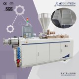 PVC Concrte 단면도 Co-Extrusion 선