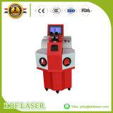 200W soldadora de laser de la joyería de la alta precisión YAG para el oro/el metal/la plata/el acero inoxidable