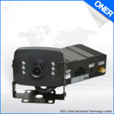 Perseguidor micro del transmisor del GPS con la alta cámara del pixel