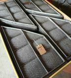 Engranzamento do desembaçador dos cobertores para torres & bandeja