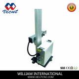 Ampiamente utilizzare la macchina della marcatura del laser di Filber del metalloide & del metallo