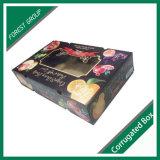 Caixa de empacotamento de papel para a fruta com tampa desobstruída (FLORESTA que EMBALA 011)