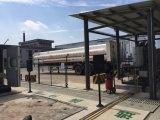 Sistema di decarburazione del sistema della decarburazione del biogas/assorbimento chimico