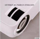 800 * 480, 1000 lúmenes, 2000: 1 mini barato LED Proyector del teatro casero