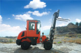 Toda a tonelada 3.0m do Forklift Xdyc30 3.0 do terreno