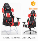 Populärer Spiel-Büro-Stuhl mit der 2D Armlehne, die Art-Spiel-Büro-Stuhl läuft