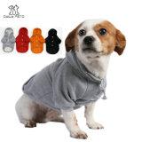 Il cane Hoodie del tempo freddo copre i prodotti dell'animale domestico del cappotto di inverno dell'animale domestico
