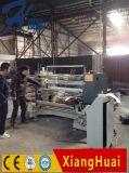 Tipo vertical automático máquina automática el rajar y el rebobinar