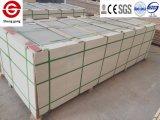 Placa do MGO da placa do óxido de magnésio da certificação do Ce do material de construção de China