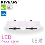 la parrilla de 18W 2*1 enciende el panel del LED con la luz del panel de Ce&RoHS LED