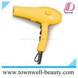 Secador de poco ruido de alta velocidad del soplo del pelo del diseño fresco/caliente del interruptor para el salón