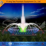 Fontana di galleggiamento del progettista di disegno di musica 3D del lago professionale nozzle