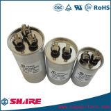 Einphasiger SHkondensator der Elektromotor-Cbb65 für Wechselstrom-Kompressor-Kondensator