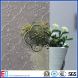 3mm 4mm 5mm 6mm 8mm 회색 수수께끼 또는 Karatachi 장식무늬가 든 유리 제품 또는 구른 유리제 계산된 유리제 장식무늬가 든 유리 제품