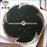 CB-15 돌 화강암 대리석 구체적인 다이아몬드 가는 닦는 절단 도구