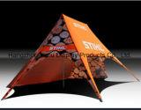 Tente simple d'étoile de Pôle d'étoile de tente en aluminium d'ombre pour l'événement