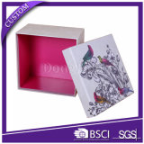 정연한 패턴에 의하여 인쇄되는 최신 판매 서류상 선물 상자 포장