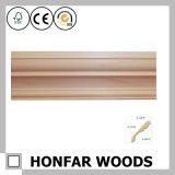 Высокое качество высекая деревянную крону отливая в форму для декора дома/гостиницы