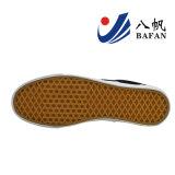 Classice Mann-Segeltuch-Schuhe vulkanisierter GummiOutsole Schuh