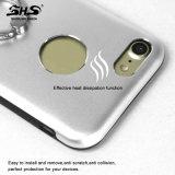 iPhone 7을%s 1개의 셀룰라 전화 상자에 대하여 360 도 반지 홀더 2를 가진 Shs 알루미늄 TPU