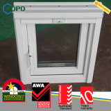Projeto UV de Windows do Casement do impato do furacão de UPVC anti para a HOME