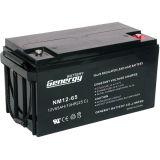bateria acidificada ao chumbo de 12V 65ah Vlra para UPS 3kVA