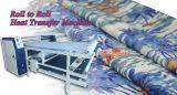 roulis de 480mm*1.7m pour rouler la machine/calendrier de presse de la chaleur de sublimation pour le textile dans une Rolls