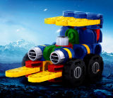 아이를 위한 2017의 새로운 플라스틱 구획 실행 고정되는 개악 벽돌